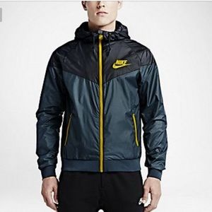 Nike Colorblock Windrunner Hoodie Jacket